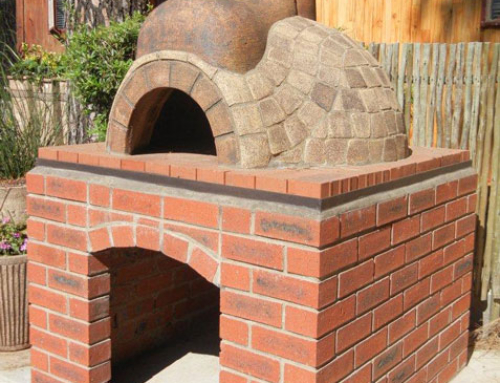 Pizza Oven – Dark