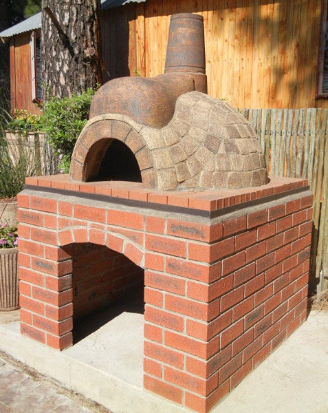 Pizza Oven Dark